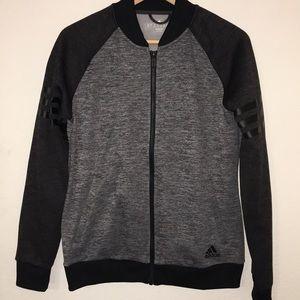 Adidas zip up jacket size medium